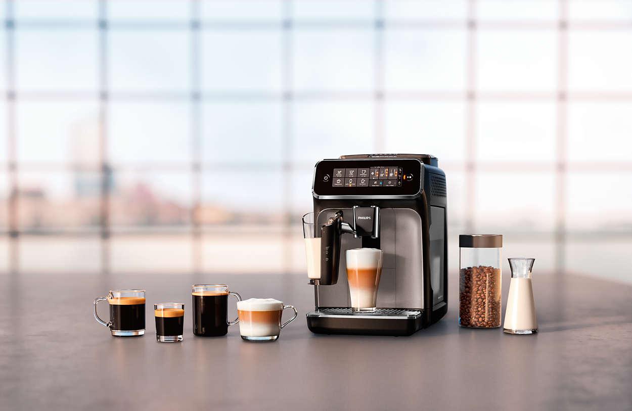 飛利浦全自動義式咖啡機(EP3246/74) - 飛利浦台灣官方直購體驗